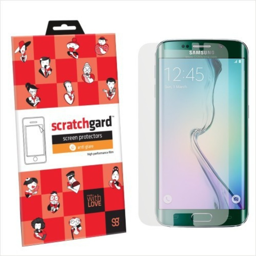Dr. BK Tempered Glass Guard for Samsung Galaxy S6