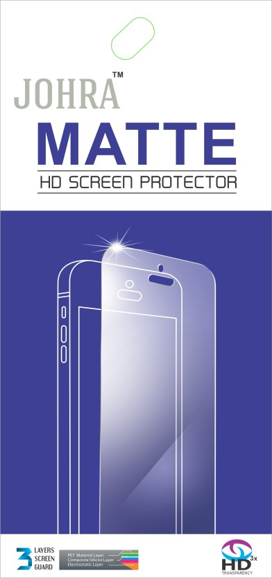 Johra Screen Guard for Samsung Galaxy S4 mini i9192