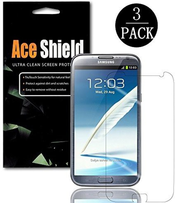 Ace Shield Screen Guard for Samsung galaxy note ii
