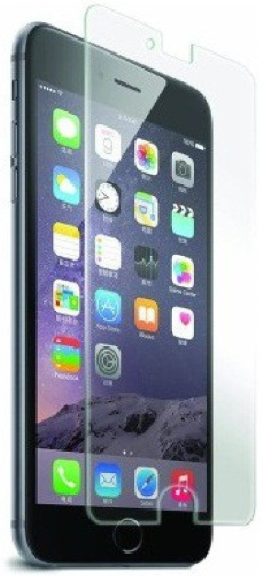 AmericHome Tempered Glass Guard for Apple iPhone 5C