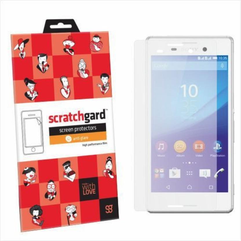 Scratchgard Screen Guard for Sony Xperia M4 Aqua