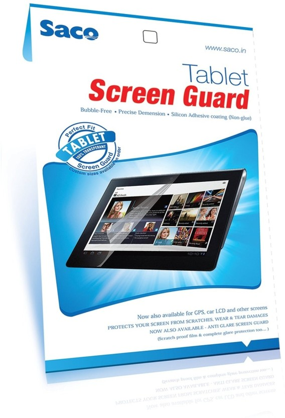 Saco Screen Guard for Google Nexus 7 Tablet