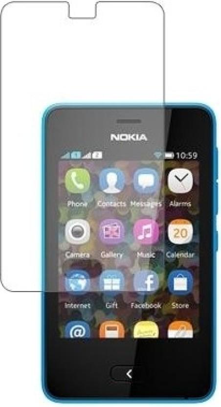 nCase Screen Guard for Nokia 5233