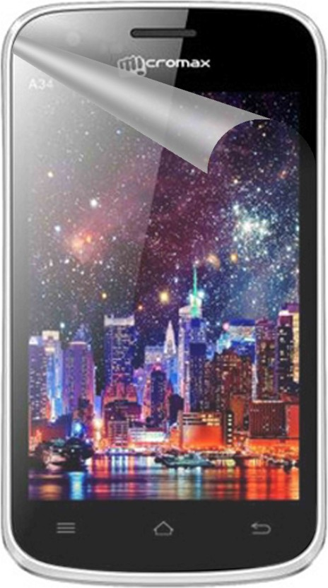 Snooky Smart Screen Guard for Micromax Bolt A62