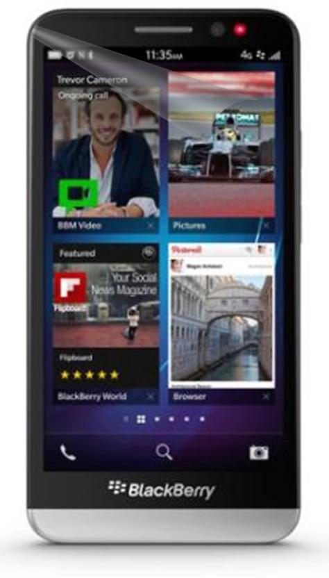 Snooky Smart Screen Guard for BlackBerry Z30