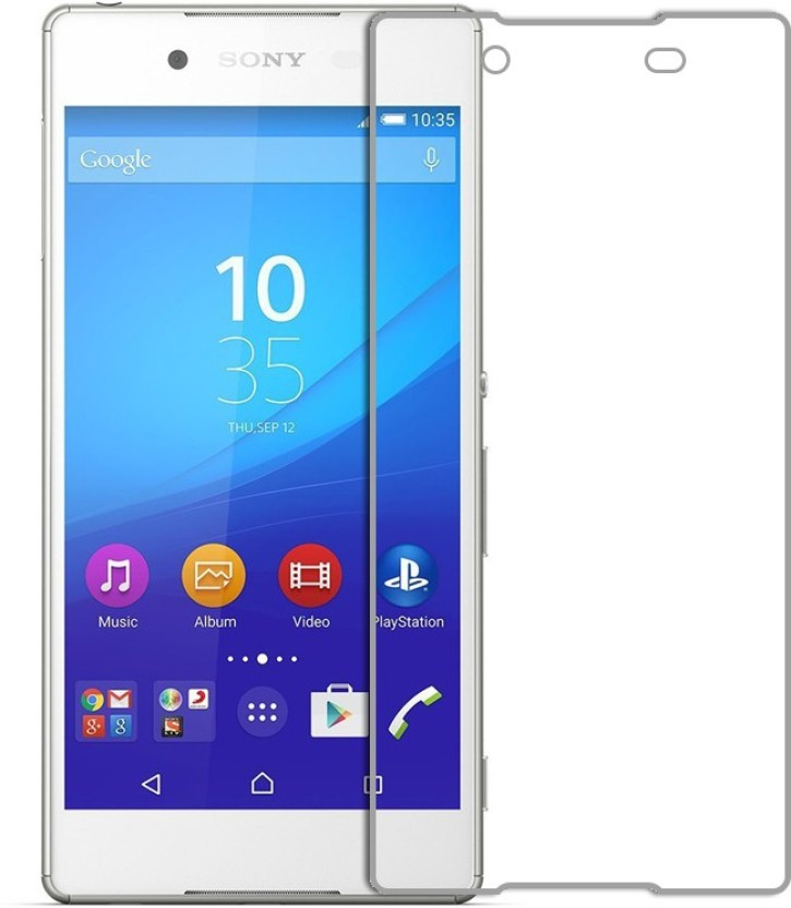 Ebby Tempered Glass Guard for SONY XPERIA-Z3 PLUS