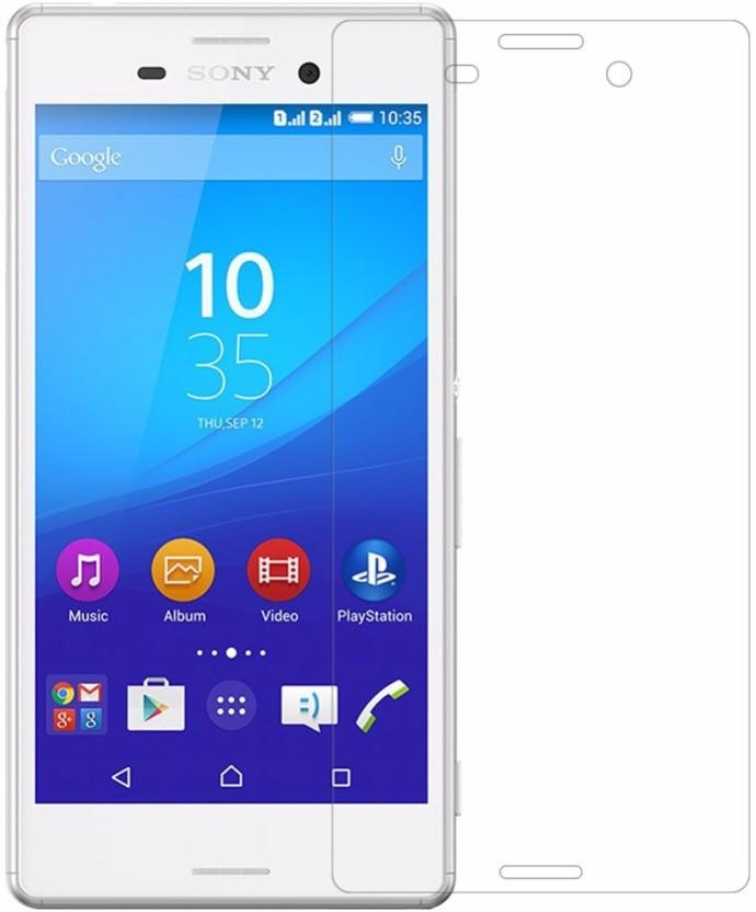 Mobileshoppy Tempered Glass Guard for Sony Xperia Z4