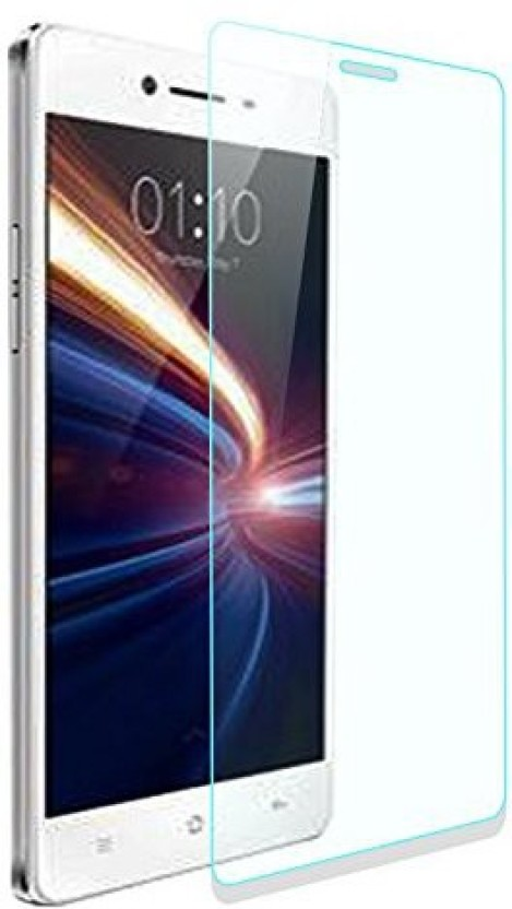 Craftech Tempered Glass Guard for Micromax Canvas Fun A76