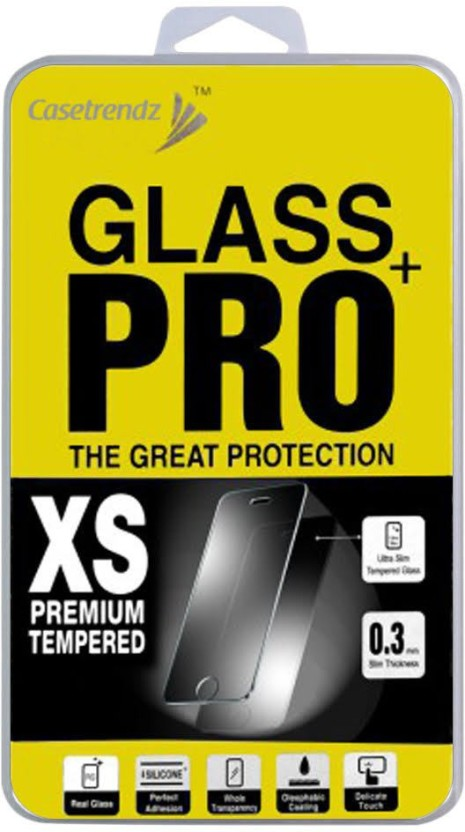 Case Trendz Tempered Glass Guard for Micromax Bolt A093