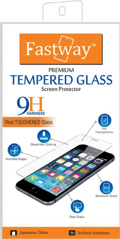 Fastway Tempered Glass Guard for Samsung Galaxy E5