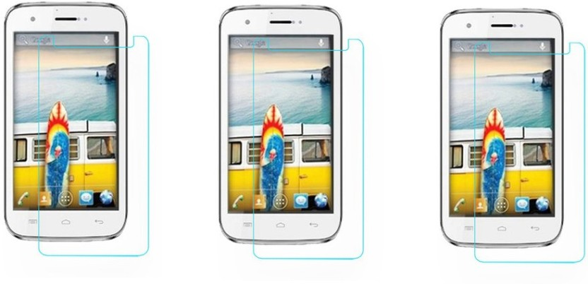 ACM Tempered Glass Guard for Micromax Canvas Lite A92