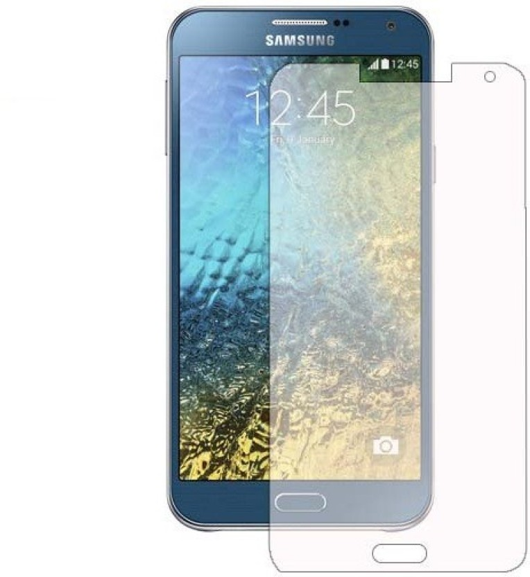 FUN STOP Tempered Glass Guard for Samsung Galaxy E7