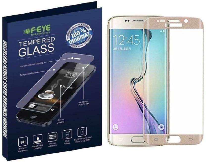 Feye Tempered Glass Guard for Samsung Galaxy S6 Edge