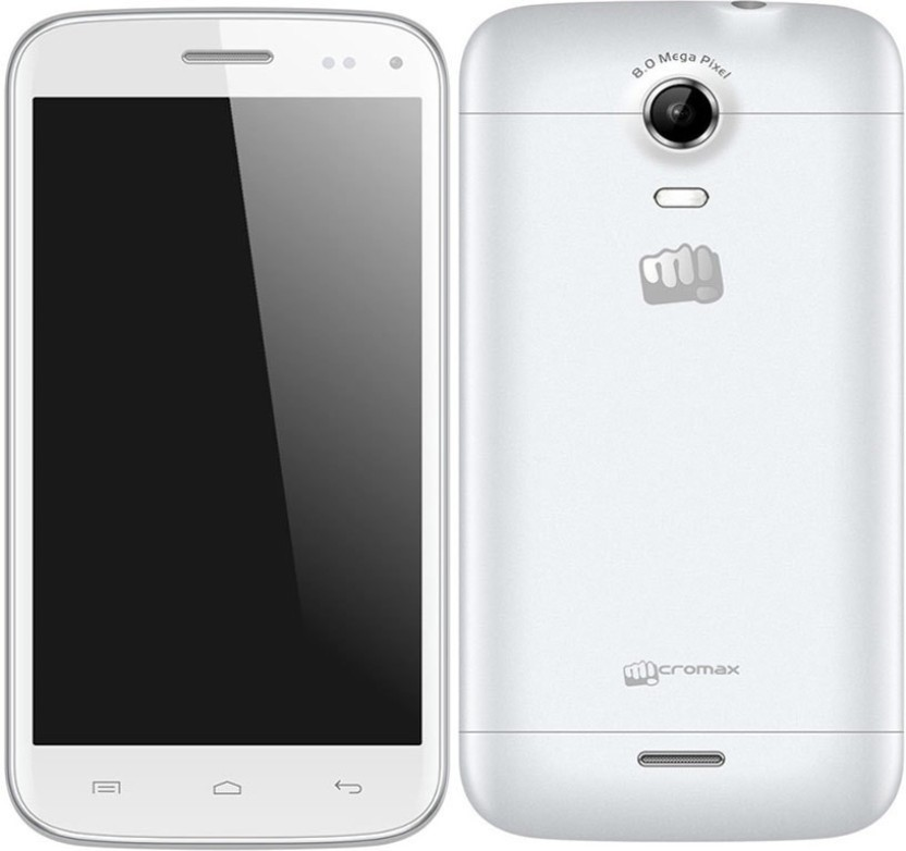 MOBINIC Tempered Glass Guard for Micromax Canvas A1