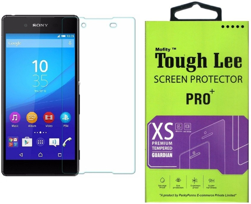 Dainty Tempered Glass Guard for Sony Xperia Z3 Compact (4.6 inch)