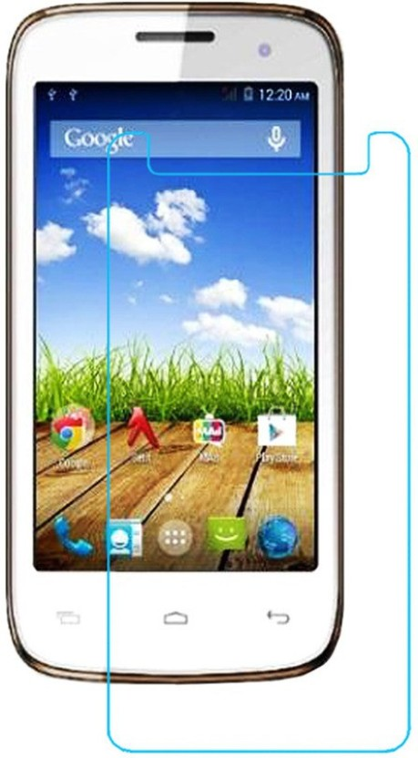 JAPNESE PRO Tempered Glass Guard for MICROMAX BOLT A065