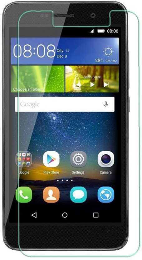 Tecozo Tempered Glass Guard for Huawei Honor Holly 2 Plus