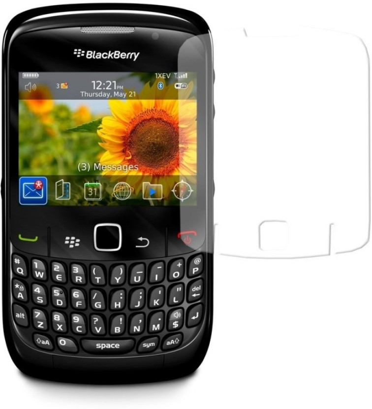 FIVE ON FIVE Tempered Glass Guard for BlackBerry Bold 9780