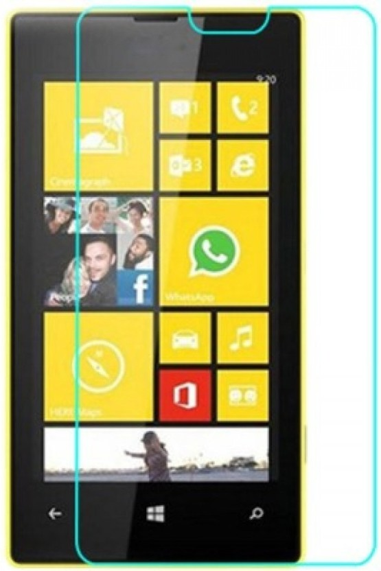 Friend Mild Tempered Glass Guard for Nokia Lumia 432