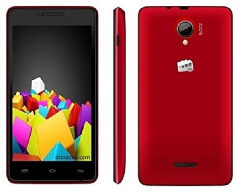 Frizztronix Tempered Glass Guard for Micromax Canvas Fun A76