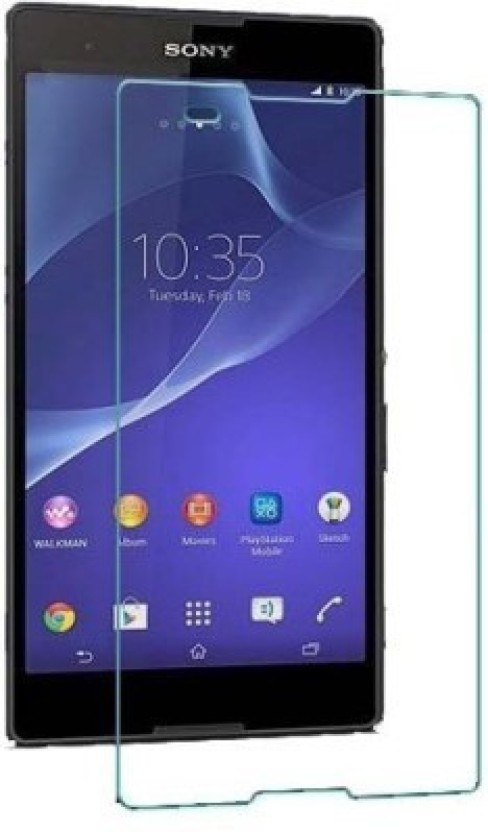 Fanideaz Tempered Glass Guard for Sony Xperia T2 Ultra Dual