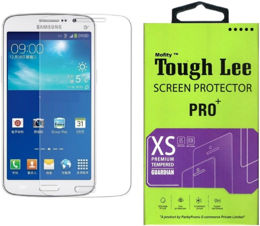 Case Creation Tempered Glass Guard for Samsung Galaxy Grand 2 N7106