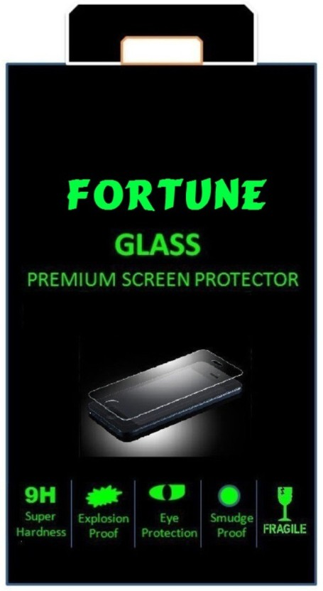 Fortune Mart Tempered Glass Guard for Gionee F103