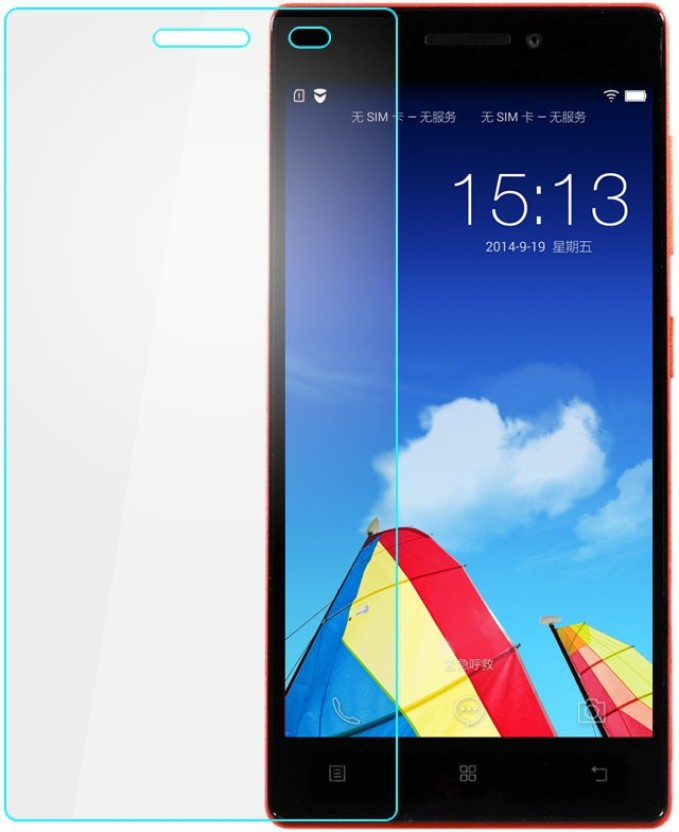 Friend Mild Tempered Glass Guard for Lenovo Vibe S1
