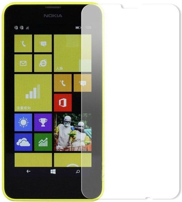 Ace Mart Tempered Glass Guard for Nokia Lumia 630