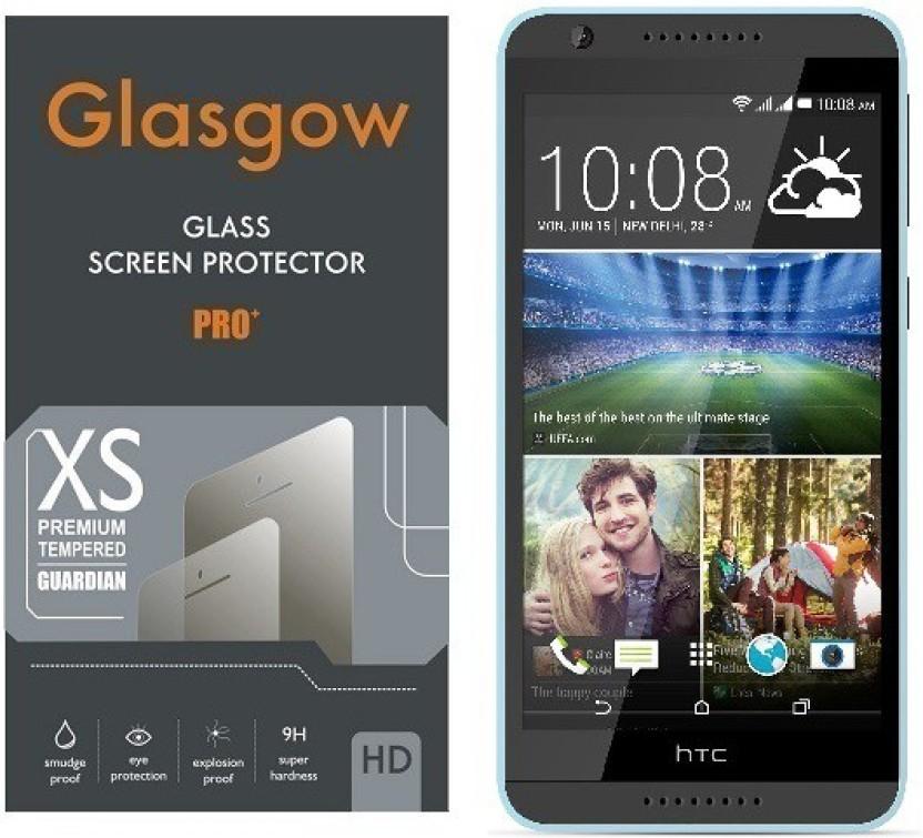 CHAMBU Tempered Glass Guard for HTC Desire 820S