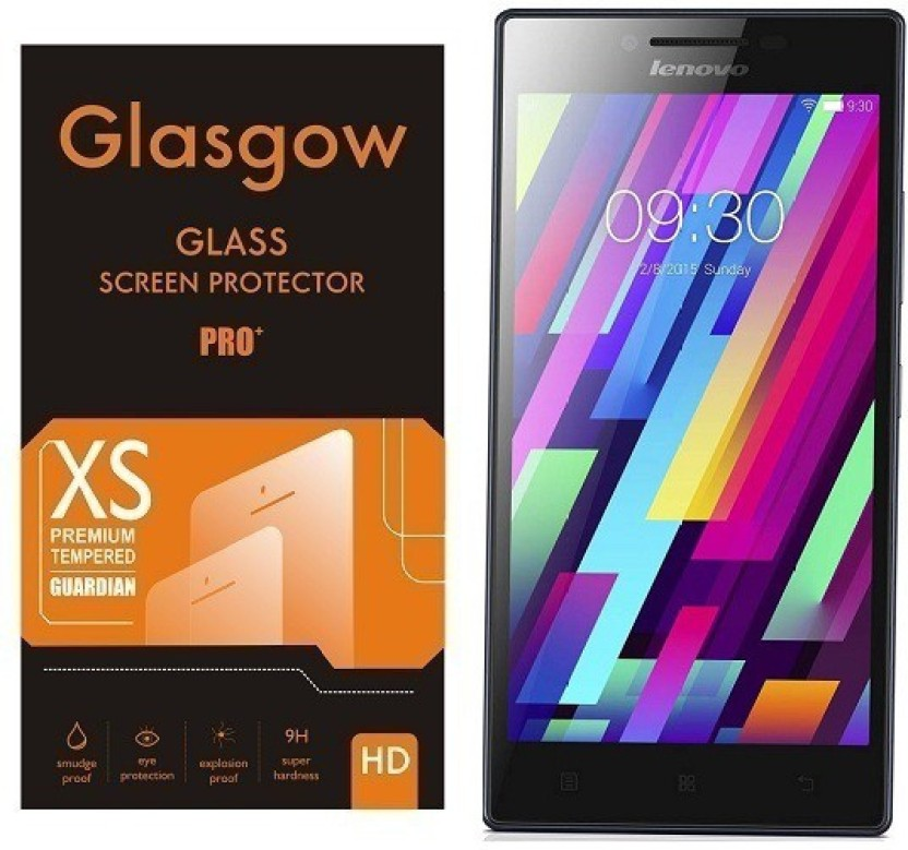 Glasgow Tempered Glass Guard for Lenovo P70