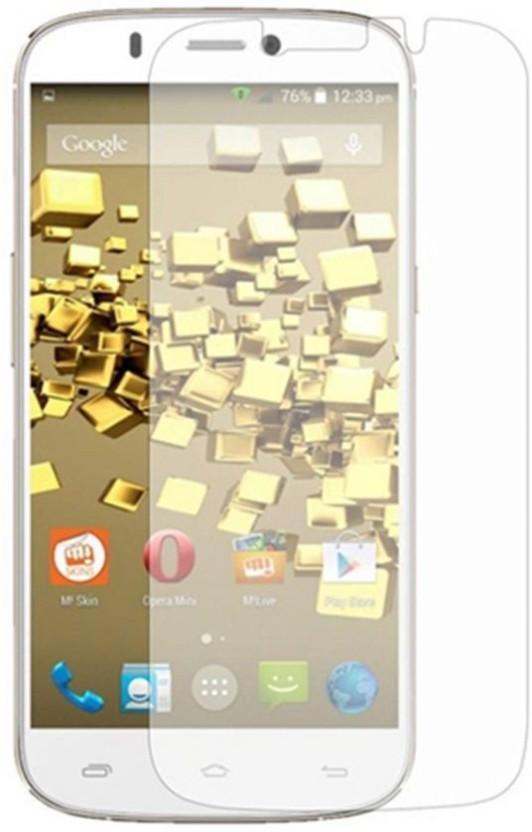 ACE GORILLA Tempered Glass Guard for Micromax Canvas Gold A300