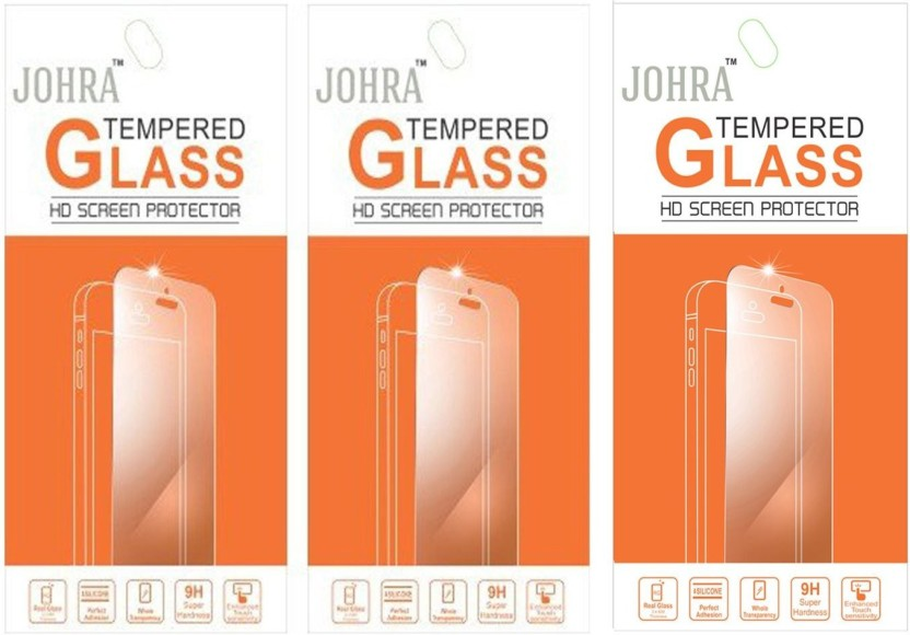 Johra Tempered Glass Guard for Gionee Elife S7