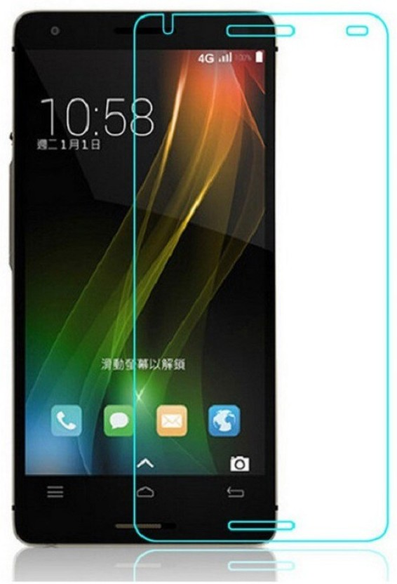 24/7 Zone Tempered Glass Guard for Infocus M810