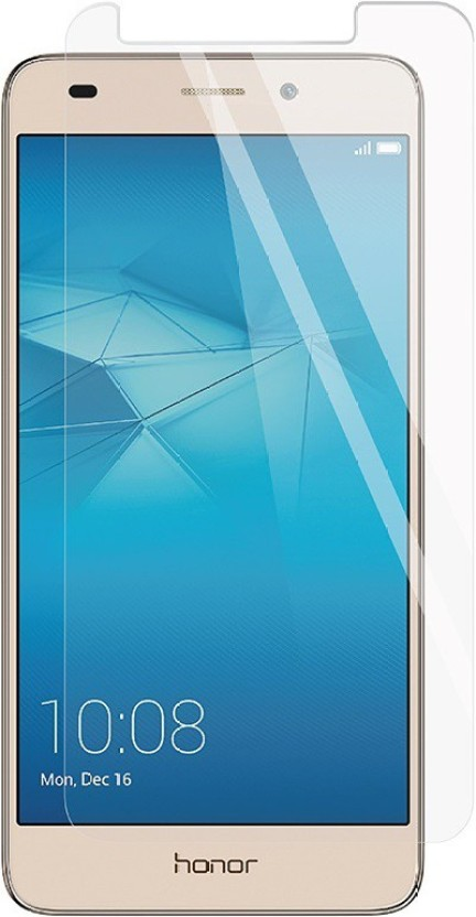 Friend Mild Tempered Glass Guard for Huawei Honor X6