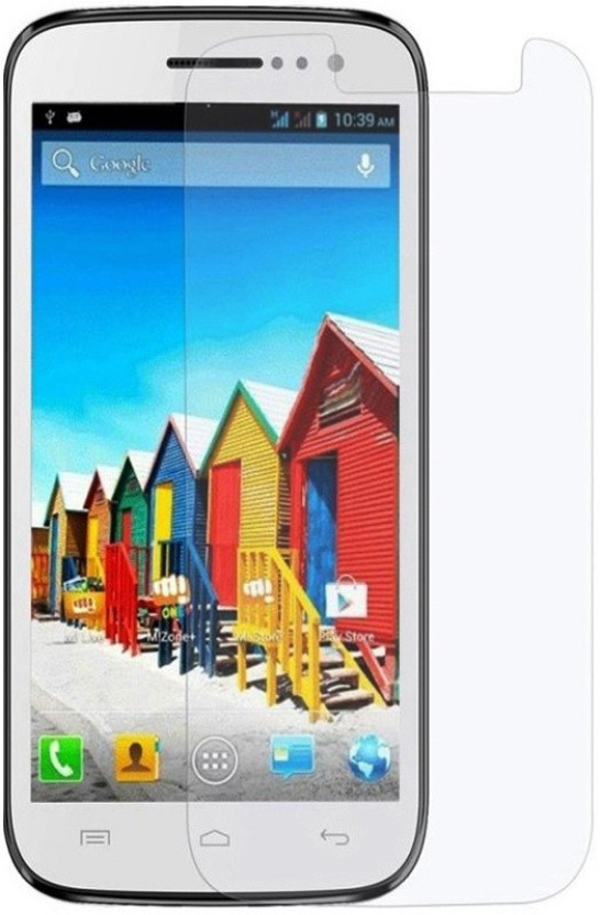 S-Softline Tempered Glass Guard for Micromax A177 Canvas Juice