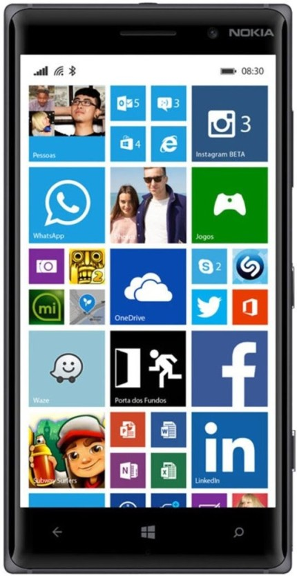 Friend Mild Tempered Glass Guard for Nokia Lumia 1520