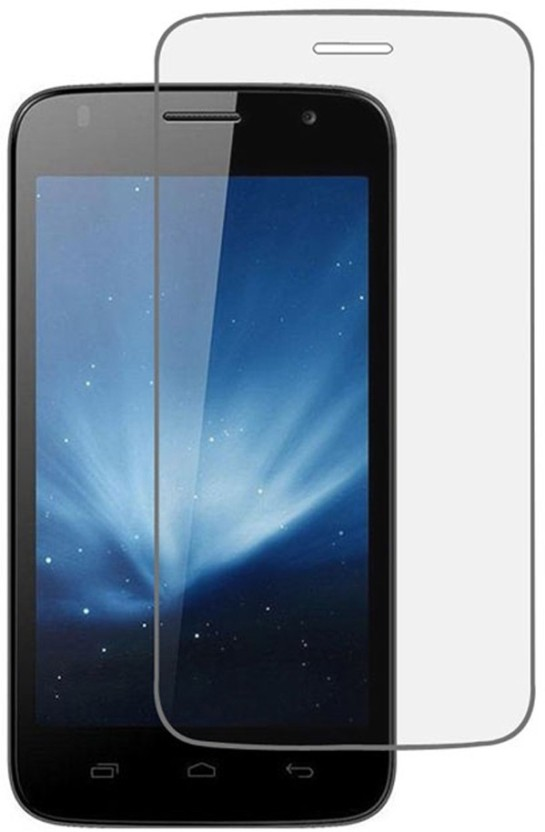 Mercury Concept Tempered Glass Guard for Micromax A177 Canvas Juice