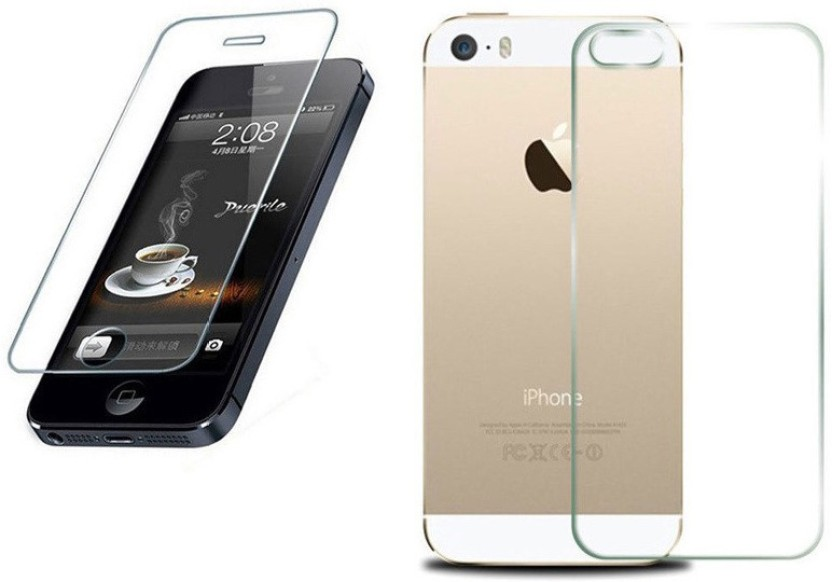 Mocell Screen Guard for Apple Iphone 5S
