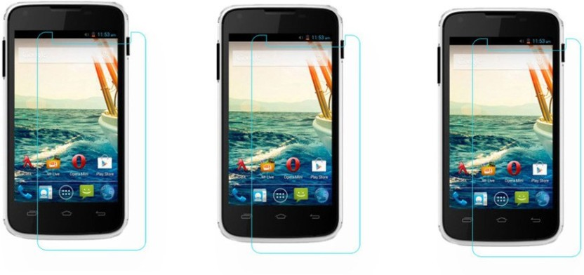ACM Tempered Glass Guard for Micromax Canvas Unite A092