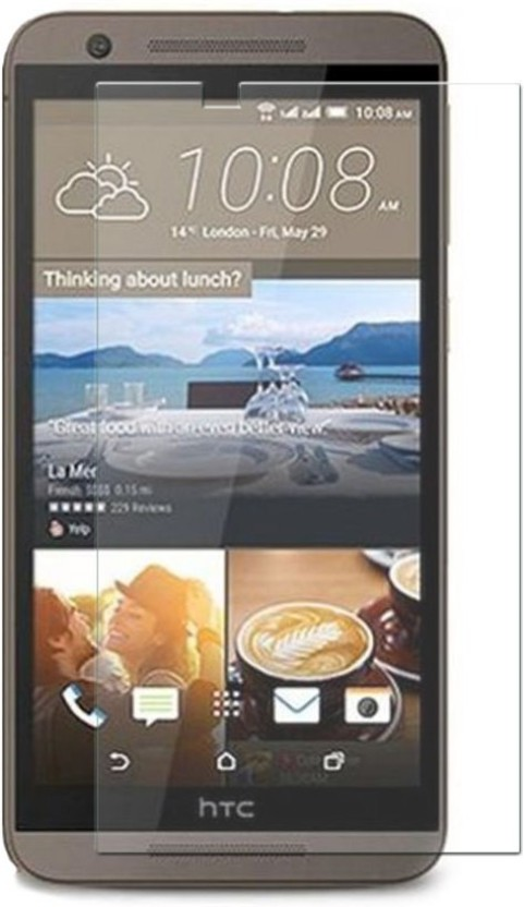 CHAMBU Tempered Glass Guard for HTC One E9s Dual Sim