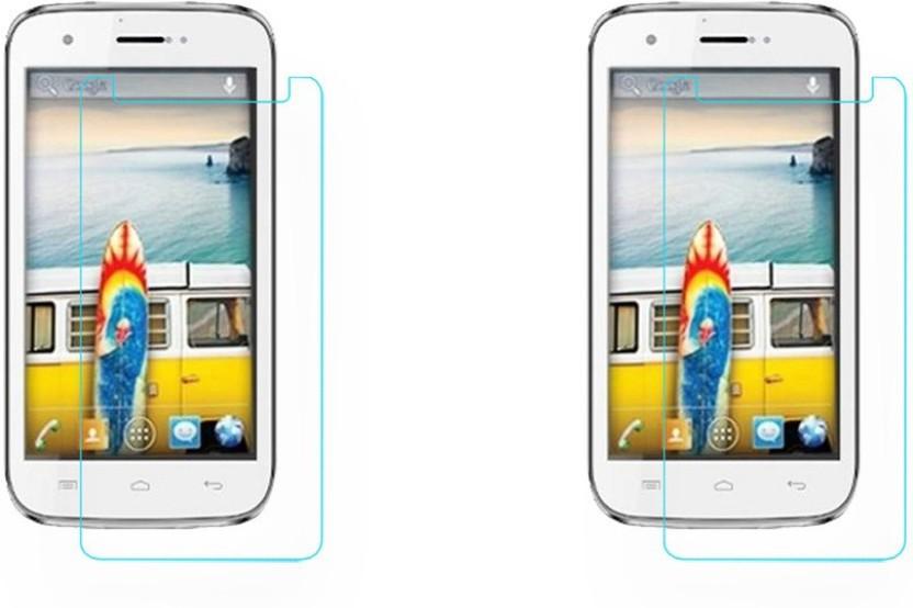Mobile Care Screen Guard for Micromax Canvas Lite A92