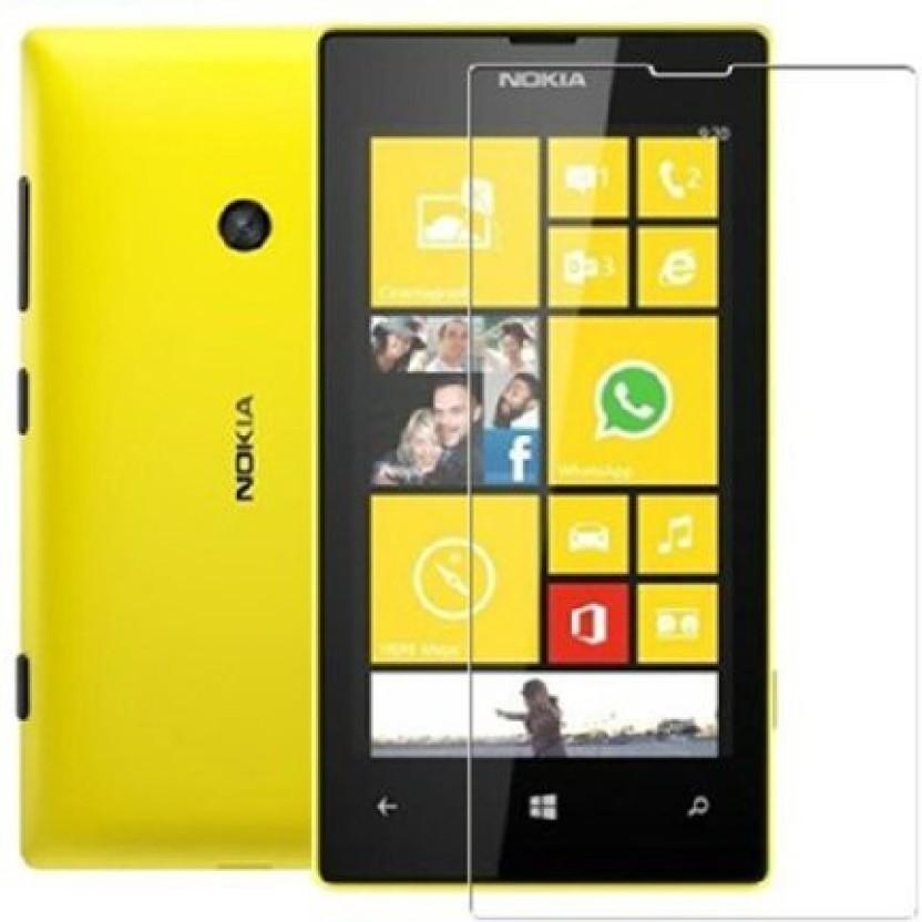 Alac Tempered Glass Guard for Nokia Lumia 520