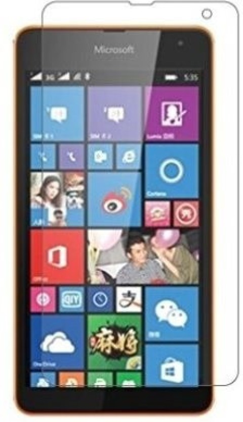 GoldKart Back Replacement Cover for Microsoft Lumia 535