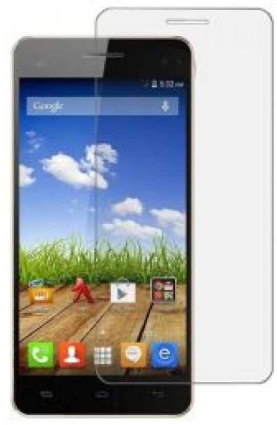 S-Line Tempered Glass Guard for Micromax Bolt Q324