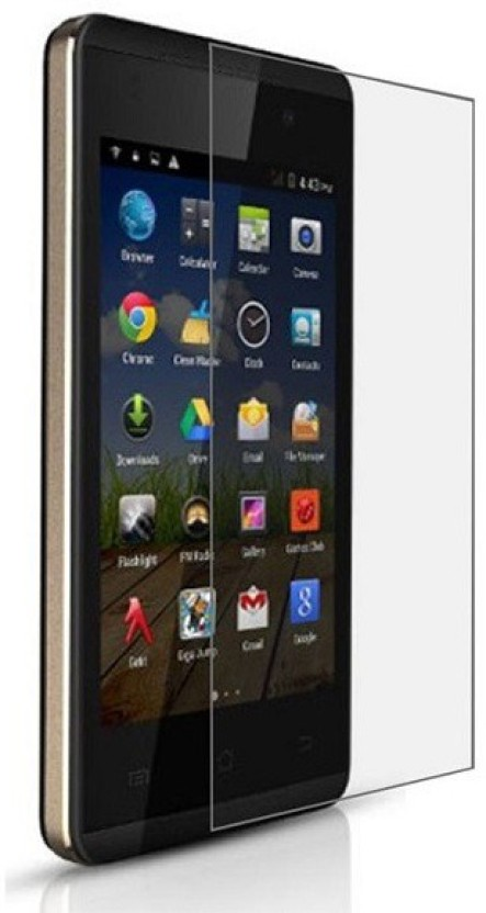 Sprik Tempered Glass Guard for Micromax Bolt A093