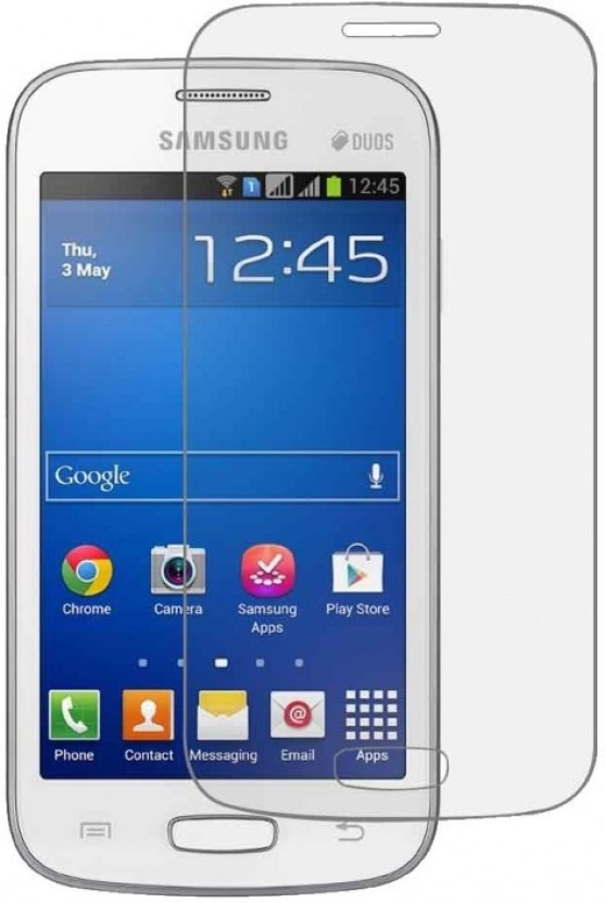 Mobstar Tempered Glass Guard for SamsungGalaxyStar Advance