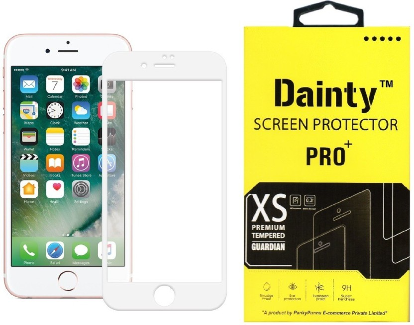 Dainty Tempered Glass Guard for Apple Iphone 6 Plus (5.5 inch)