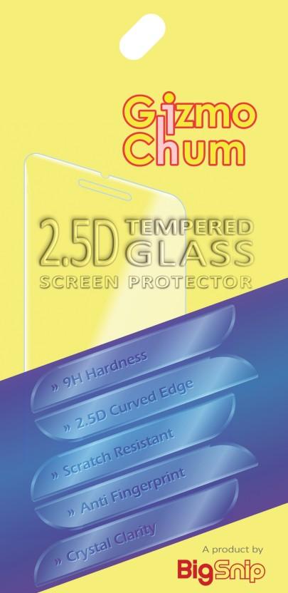 GizmoChum Tempered Glass Guard for Xiaomi Redmi Note 3