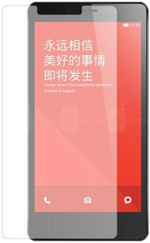 Friend Mild Tempered Glass Guard for Micromax Canvas 2A110